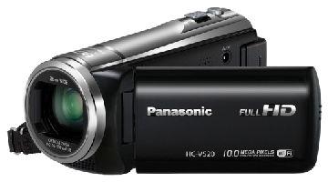 PANASONIC, Videokamera PANASONIC HC-V520EP-K