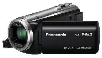 PANASONIC, Videokamera PANASONIC HC-V510EP Black