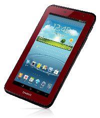 """Samsung, Tablet """"Samsung Galaxy Tab 2 (P3100) 7.0"""""""" 8GB, 3G + Wi-Fi, Garnet Red"""""""