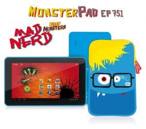 EasyPix, Tablet Tablet EasyPix MonsterPad Mad Nerd 7, Wi-Fi