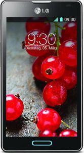 LG, Mobilní telefony  LG P710 Optimus L7 II, titanová