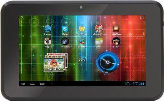 Prestigio, Tablet Prestigio MultiPad PMP7170B3G, 3G, černý