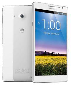 Huawei,  Huawei Ascend Mate M1, bílý
