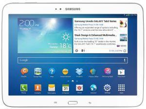 Samsung, Tablet Tablet Samsung Galaxy Tab3 10.1 16GB 3G P5200 bílý