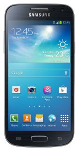 Samsung, Mobilní telefony  Samsung Galaxy S 4 mini i9195, NFC, LTE, černý