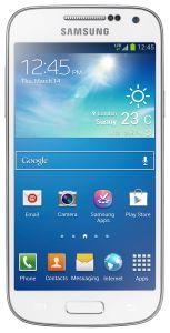 Samsung,  Samsung Galaxy S 4 mini i9195, NFC, LTE, bílý