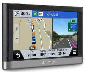 Garmin, GPS navigace GPS navigace Garmin nüvi 2597T Europe Lifetime