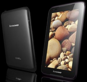 Lenovo, Tablet Tablet Lenovo Ideatab A1000 (59383590) 16GB Wi-Fi černý
