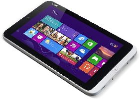 Acer, Tablet Acer Iconia Tab W3-810, Wi-Fi, 64 GB, (NT.L1JEC.002)