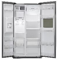 LG, Americká lednice LG GSP325NSCV + okamžitá sleva 3000 Kč