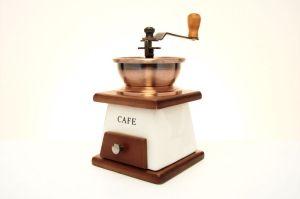Ceramic Blade, Kávovar Kávovar Ceramic Blade Ruční mlýnek na kávu Amsterdam