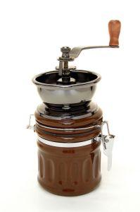 Ceramic Blade, Kávovar Kávovar Ceramic Blade Ruční mlýnek na kávu s kontejnerem