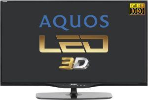 Sharp, 3D LED televize 3D LED televize Sharp AQUOS LC-39LE652V