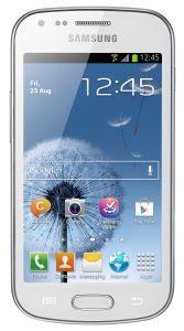 Samsung,  Samsung Galaxy Trend, S7560, bílý