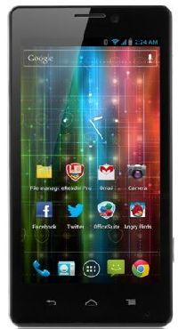 Prestigio, Mobilní telefon Prestigio MultiPhone PAP5430, černý