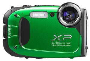 FujiFilm, Fotoaparát Fotoaparát FujiFilm FinePix XP60 Green