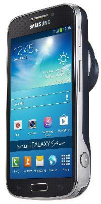 Samsung, Mobilní telefon Samsung Galaxy S4 Zoom, C1010, černý