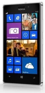 Nokia,  Nokia Lumia 925 Grey + bezdrátová nabíječka navíc