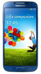 Samsung, Mobilní telefony  Samsung i9505 Galaxy S 4, Blue