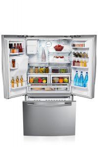 Samsung, Americká lednička Americká lednička Samsung RFG23UERS1/XEO + 10 let záruka na kompresor