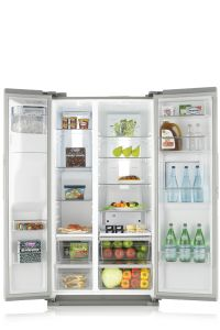 Samsung, Americká lednička Americká lednička Samsung RS7778FHCSR/EF + 10 let záruka na kompresor