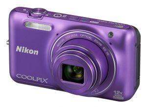 Nikon, Fotoaparát Fotoaparát Nikon Coolpix S6600 Purple
