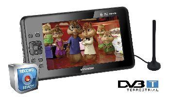HYUNDAI, Přenosná LCD televize HYUNDAI PDL 783 UHDDVBT