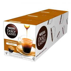 Nescafé, Kávovar Kávovar Nescafé DOLCE GUSTO ESPRESSO CARAMEL