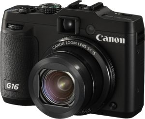 Canon, Fotoaparát Fotoaparát Canon PowerShot G16