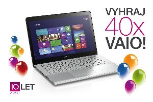 Sony, Notebook Sony VAIO Fit 14, stříbrný (SVF14A1M2ES.CEZ)