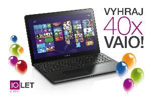 Sony, Notebook Sony VAIO Fit 15, černý (SVF15A1Z2EB.CEZ)