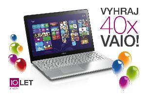 Sony, Notebook Sony VAIO Fit 15, stříbrný (SVF15A1M2ES.CEZ)