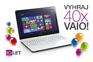 Sony, Notebook Sony VAIO Fit 15E, bílý (SVF1521A1EW.CEZ)