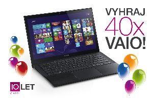 Sony, Ultrabook Sony VAIO Pro 13, černý (SVP1321M2EB.CEZ)
