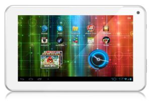 Prestigio, Tablet Tablet Prestigio MultiPad PMP3670B, Wi-Fi, bílý