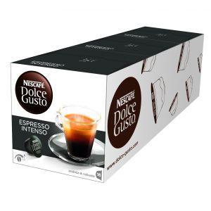 Nescafé, Kávovar Kávovar Nescafé DOLCE GUSTO ESPRESSO INTENSO 3balení