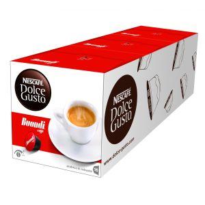 Nescafé, Kávovar Kávovar Nescafé DOLCE GUSTO ESPRESSO BUONDI 3balení