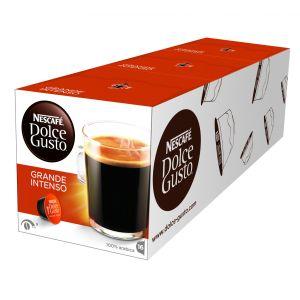 Nescafé, Kávovar Kávovar Nescafé DOLCE GUSTO GRANDE INTENSO 3balení