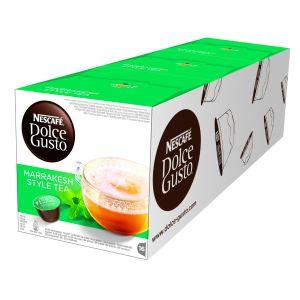 Nescafé, Kávovar Kávovar Nescafé DOLCE GUSTO MARRAKESH TEA 3balení