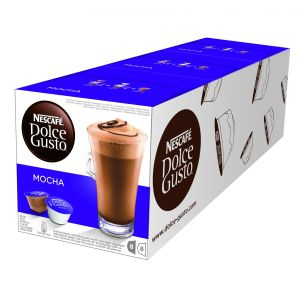 Nescafé, Kávovar Kávovar Nescafé DOLCE GUSTO MOCHA 3balení
