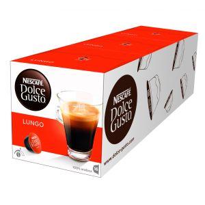 Nescafé, Kávovar Kávovar Nescafé DOLCE GUSTO CAFFE LUNGO 3balení