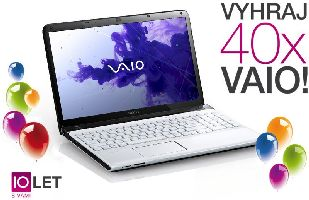 Sony, Notebook Sony VAIO SVE1513S1EW (SVE1513S1EW.CEZ)