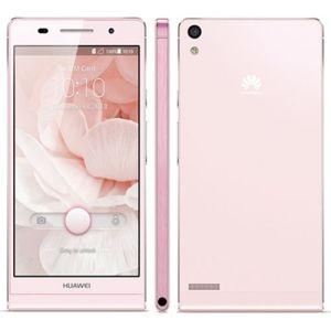 Huawei,  Huawei Ascend P6, růžový