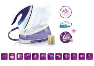 Philips,Žehlička  Žehlička  Philips GC 7635/30 Perfect Care Pure