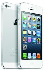 Apple,  Apple iPhone 5, UK, 16GB bílý - UK nabíječka