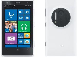 Nokia, Mobilní telefony  Nokia Lumia 1020, bílá
