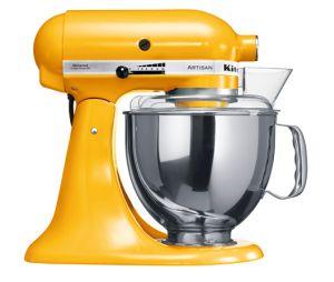 KitchenAid, Kuchyňský robot Kuchyňský robot KitchenAid 5KSM150PSEYP Artisan