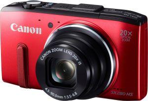 Canon, Fotoaparát Fotoaparát Canon PowerShot SX280 HS Red
