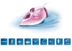 Philips,Žehlička Žehlička Philips GC 2042/40 EasySpeed Plus