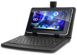 GoClever, Tablet Tablet GoClever TAB ORION 70, Wi-Fi + klávesnice